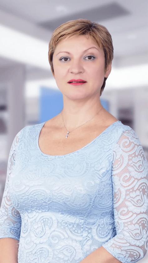 Ludmila Harcenco
